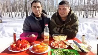 Думляма по-узбекски от Хамзы!