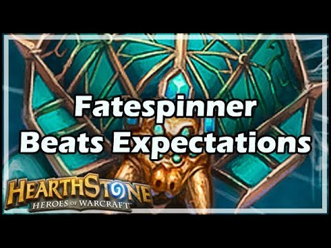 [Hearthstone] Fatespinner Beats Expectations