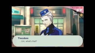 [Persona 3 Portable] Theodore