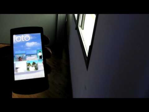 LG Optimus 7 video presentation CellulareMagazine.it_Eng