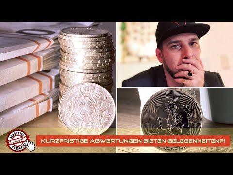 Kleinere Rücksetzer In Sachwerten Gold & Silber! 😱 | Ist Der Euro Stabiler Wie Der US-Dollar? 👀