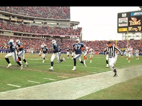 Steve Christie Relives The Music City Miracle