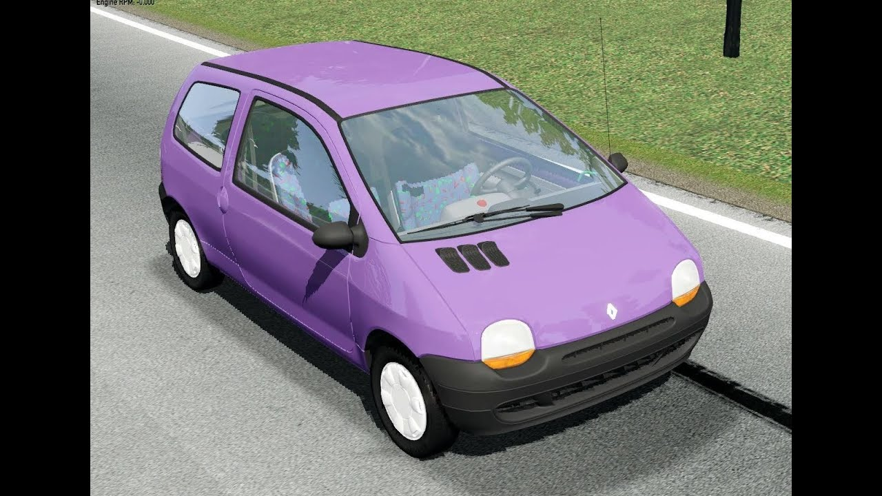 Renault Twingo 1 2 Drive  Links  - Racer  Free Game