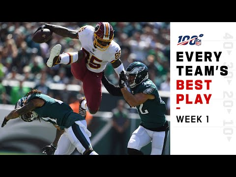Every Team's Best Play of Week 1! | NFL Highlights