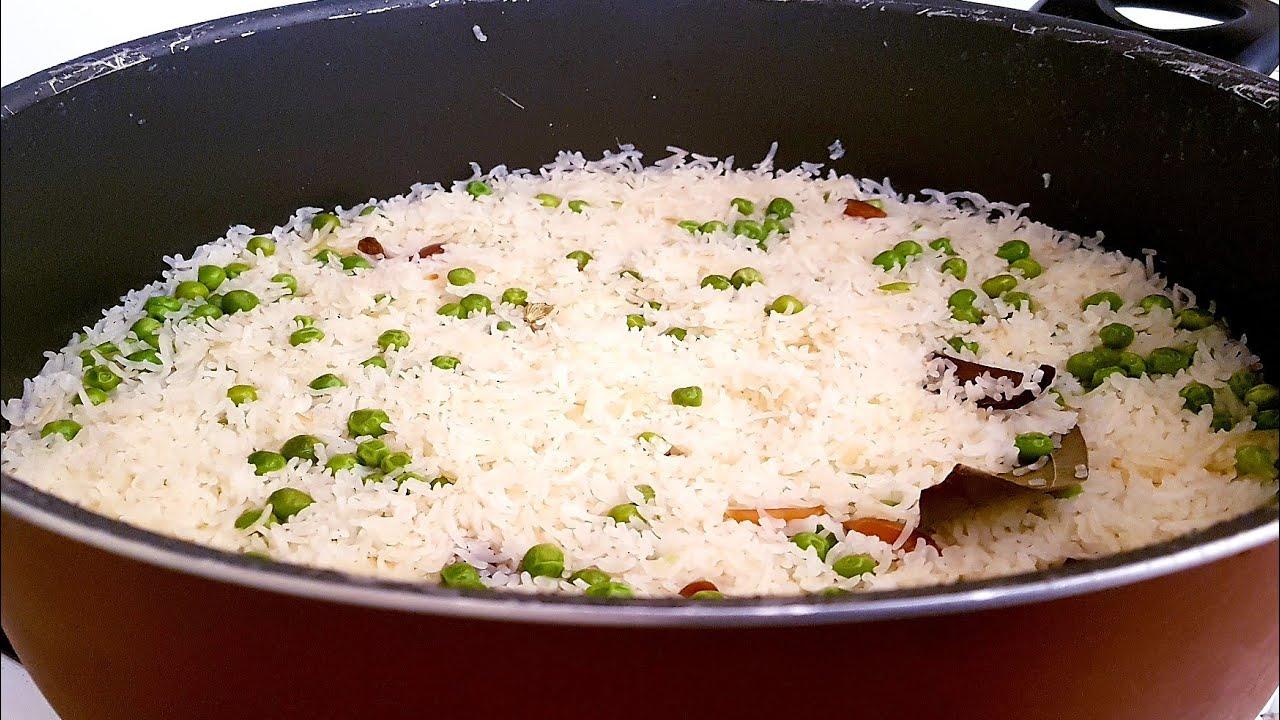 মটর পোলাও রান্নার সবথেকে সহজ ও পারফেক্ট রেসিপি||Perfect Matar Pulao recipe||মটর পোলাও/Motor pulao||