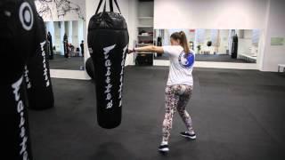 Уроки Бокса в клубе TIGER в Москве.