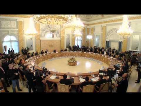 Syria Overshadows Economy at G20 Summit