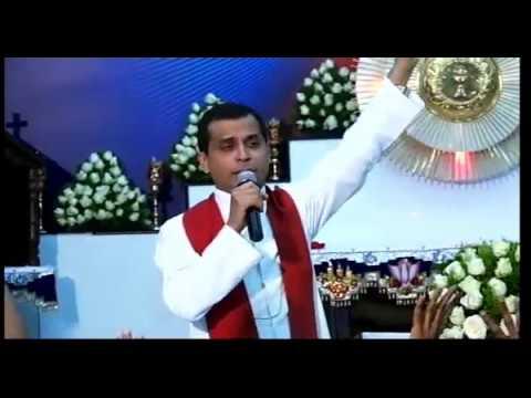 Fr. Dominic Valanmanal - KRUPABHISHEKAM - First Saturday Convention - Jan 2017 - PART 01