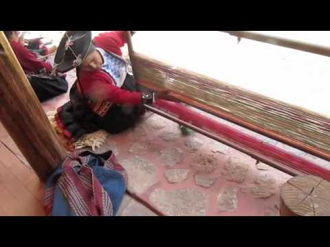 Peruvian Weaving 1