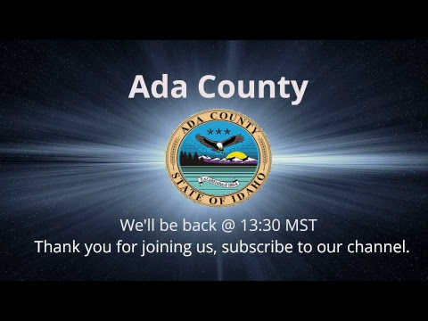Ada County FY19 Budget Deliberations
