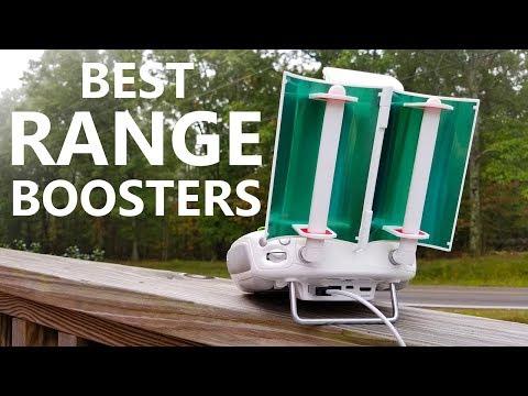 BEST passive drone signal booster EVER - KEN HERON
