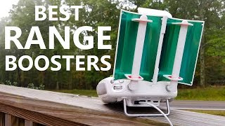 BEST passive drone signal booster EVER - KEN HERON
