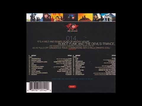 John Digweed – Global Underground 014: Hong Kong CD2 (1999)