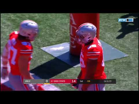 2017 - UNLV Rebels at Ohio State Buckeyes in 40 Minutes