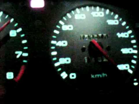 1994 Honda Accord H22A Top Speed 230km/h (140mph)
