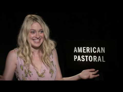 AMERICAN PASTORAL: Backstage with Dakota Fanning
