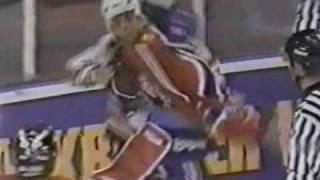 Lyle Odelein vs Brent Severyn Round 1 Dec 15, 1993