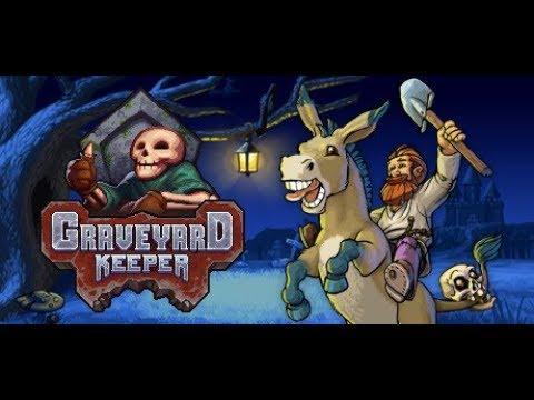 ЧЕЛОВЕЧЕСКОЕ МЯСО  =) Graveyard Keeper