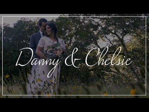 Secret Garden Wedding | Danny & Chelsie