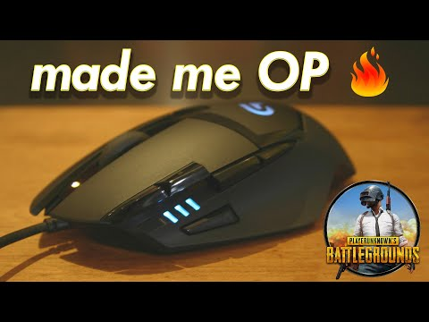 Logitech G402 Review (Unboxing) | Hyperion Fury 🚀Gaming Mouse | Setup Guide