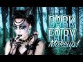 Dark Fairy The Weaping | Easy Halloween Makeup Tutorial 2017 | Victoria Lyn Beauty