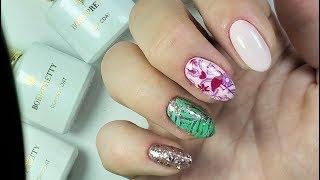 ❤ коррекция ЛЕВОЙ рукой ❤ BORN PRETTY ❤ материалы для ногтей с АлиЭКСПРЕСС ❤ СТЕМПИНГ на ногтях ❤