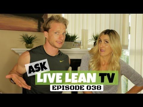 Quick Weight Gain Hack, Post Workout Carbs, Sleep | #AskLiveLeanTV Ep. 038