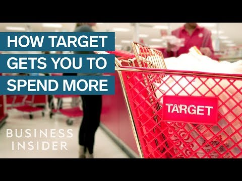 Shelley Wade - Sneaky Ways Target Gets You To Spend More Money