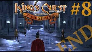 King's Quest (2015) Chapter 4: Snow Place Like Home Walkthrough part 8