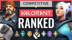 VALORANT | ' My Rank Is Too Low ' - How Ranked & Placements Work