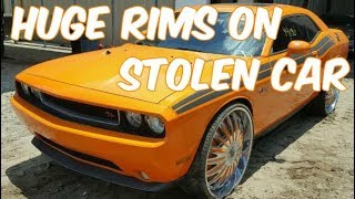 "Q&A: E55 AMG, Stolen Challenger with 26"" RIMS, Total Loss Explained"