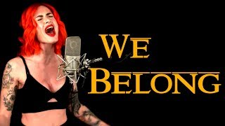 We Belong - Pat Benatar cover - Kati Cher - Ken Tamplin Vocal Academy