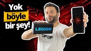 Afedersiniz de bu ne? 😍 Lenovo Legion Pro elimizde! (Türkiye'de ilk🔥)