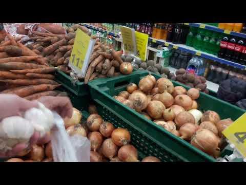 Поход с папочкой за продуктами в АТБ//Цены и Акции в АТБ//Видеообзор супермаркета АТБ