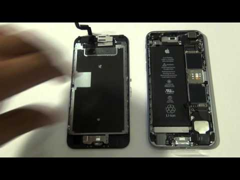 huge selection of 9f495 fe430 iPhone 6S Front Camera, Proximity Sensor, Ear Speaker Flex Cable Repair  Replacement Guide