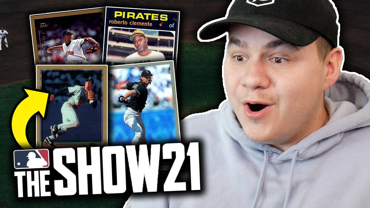 Top 10 LEGENDS we NEED in MLB The Show 21