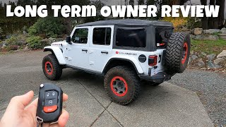 2020 Jeep Wrangler EcoDiesel - Brutally Honest Long Term OWNER Review