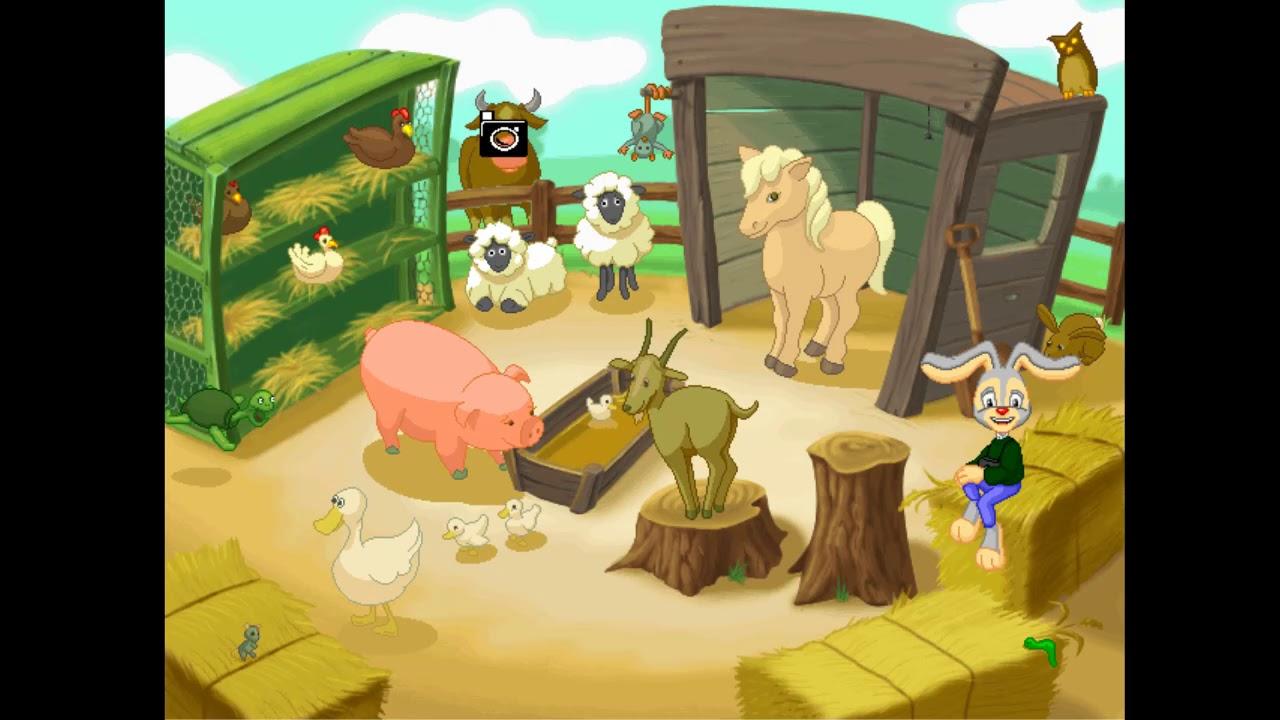 JumpStart Kindergarten (1998) (Video Game) - Behind The