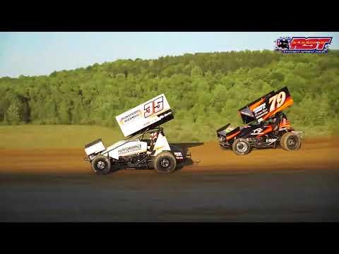 Patriot Sprint Tour #WingedWednesday 2 - Woodhull Raceway Infield