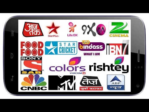 Watch Live TV On Android Mobile Phone - Top Apps For Android - 2016
