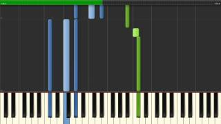 Baixar Armin Van Buuren - In & Out Of Love (Piano Tutorial | Synthesia)