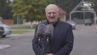 Срочно! ВАЖНЫЕ заявления Лукашенко о ситуации в Белоруссии