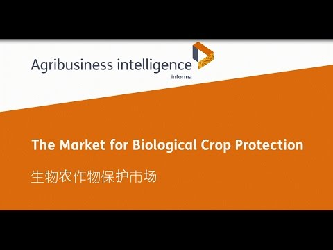The Market for Biological Crop Protection