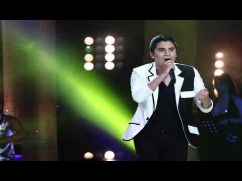 Conciertos en Vivo - Programa 39 - Conciertos en vivo - Luis Valdivieso - La Voz Perú - Temporada 1