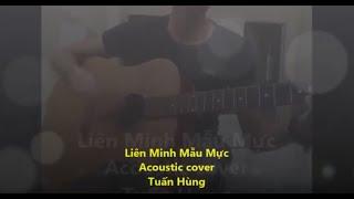 Bài dự thi với guitar cover Liên Minh Mẫu Mực (có vietsub)