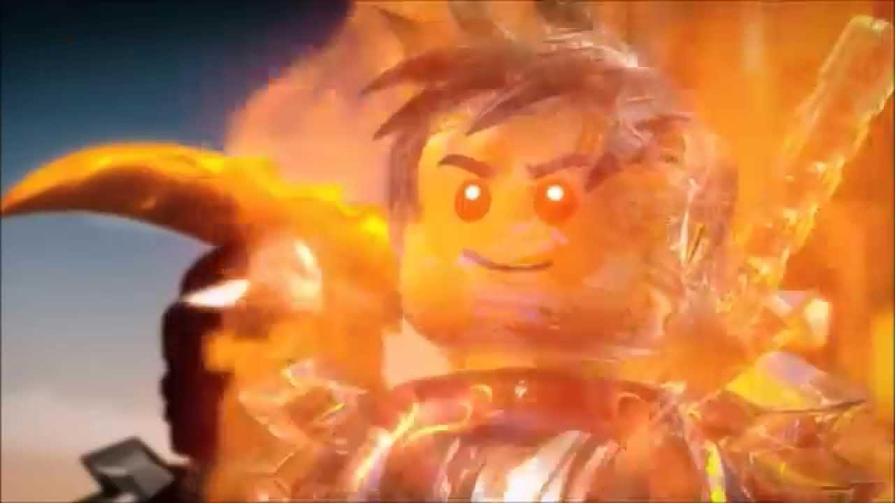 Ninjago Music Video -
