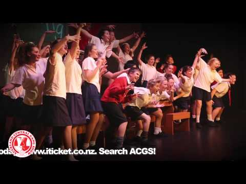ACGS 2015 - Book Now!