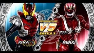 [SCH - DreamMatch] Kiva vs. Hibiki