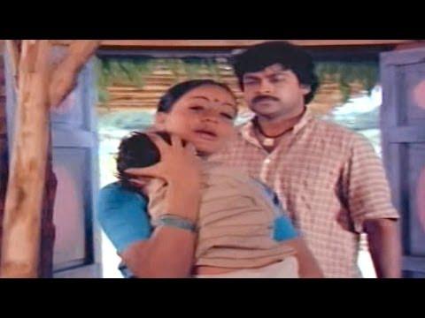 Swayam Krushi Movie    Paara Hushar Video Song    Chiranjeevi, Vijayashanti