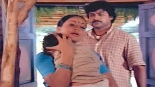 Swayam Krushi Movie || Paara Hushar Video Song || Chiranjeevi, Vijayashanti
